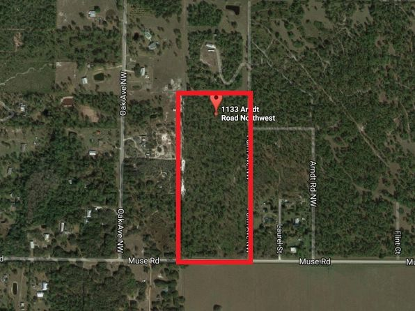 null bed null bath Vacant Land at  Old Muse Rd Labelle, FL, 33925 is for sale at 225k - google static map