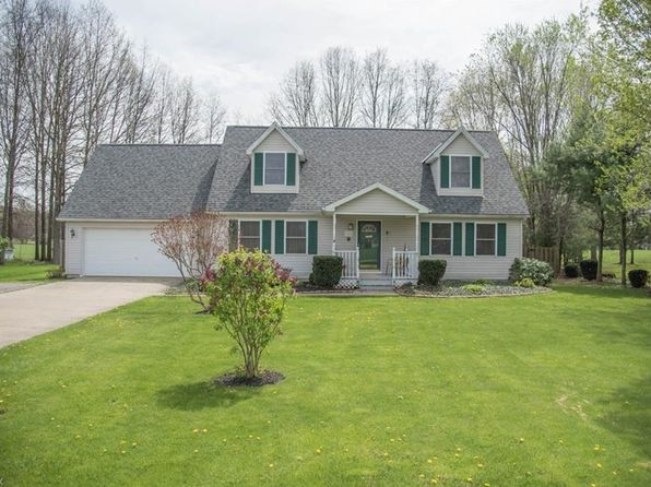 3 bed 2 bath Single Family at 109 Leffingwell Dr Orwell, OH, 44076 is for sale at 155k - 1 of 31