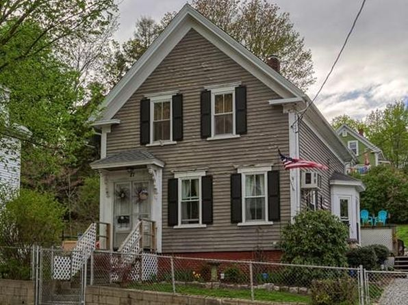 3 bed 2 bath Single Family at 27 High St Haverhill, MA, 01832 is for sale at 245k - 1 of 25