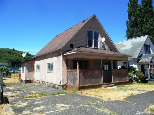3 bed 1 bath Single Family at 1107 River St Hoquiam, WA, 98550 is for sale at 42k - 1 of 13