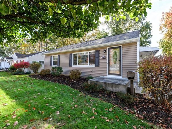 2 bed 2 bath Single Family at 1458 Union St Barberton, OH, 44203 is for sale at 115k - 1 of 21