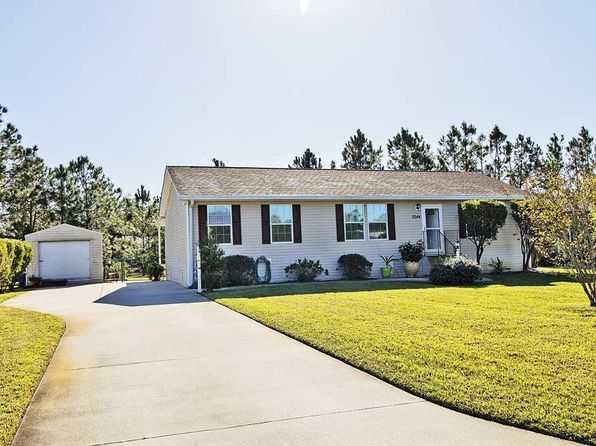 3 bed 2 bath Single Family at 2244 WHIPPOORWILL DR SAINT AUGUSTINE, FL, 32084 is for sale at 190k - google static map