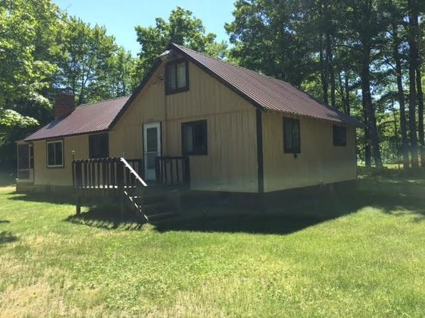 2 bed 1 bath Single Family at 15182 37.85 Ln Wetmore, MI, 49895 is for sale at 83k - 1 of 22