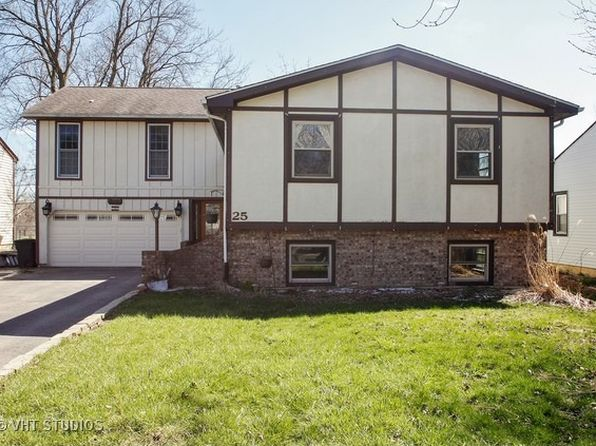 3 bed 4 bath Single Family at 25 Clark Ave Lake In the Hills, IL, 60156 is for sale at 190k - 1 of 16