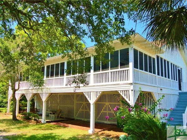 3 bed 3 bath Single Family at 10 8TH PL TYBEE ISLAND, GA, 31328 is for sale at 899k - 1 of 16