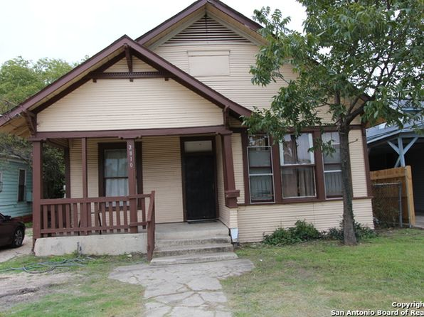 4 bed 2 bath Single Family at 2810 Buena Vista St San Antonio, TX, 78207 is for sale at 69k - 1 of 11