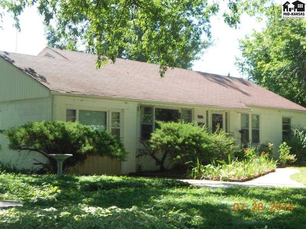 3 bed 1 bath Single Family at 1101 S CHESTNUT ST MCPHERSON, KS, 67460 is for sale at 97k - 1 of 11