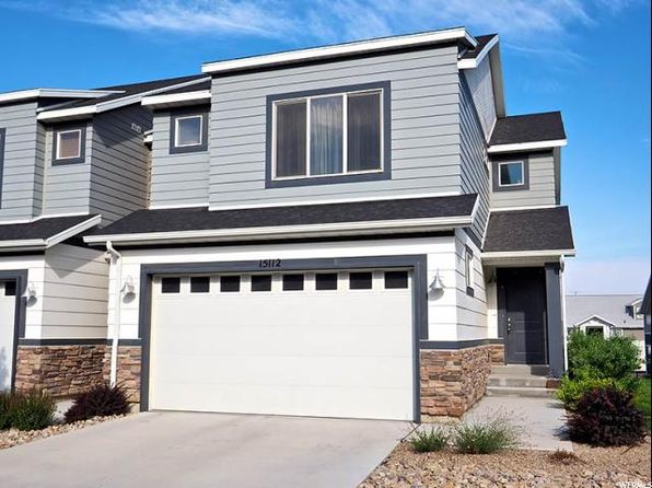 3 bed 2 bath Townhouse at 15112 S Bright Stars Dr Bluffdale, UT, 84065 is for sale at 265k - 1 of 29