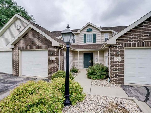 2 bed 2 bath Condo at 273 Kearney Way Waunakee, WI, 53597 is for sale at 140k - 1 of 17