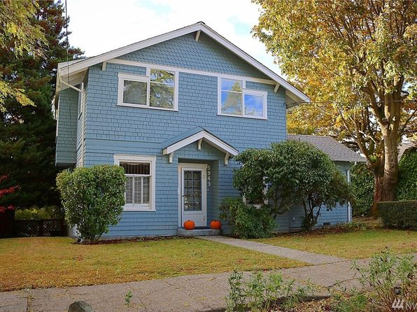 5 bed 2 bath Single Family at 5943 48th Ave SW Seattle, WA, 98136 is for sale at 750k - 1 of 25