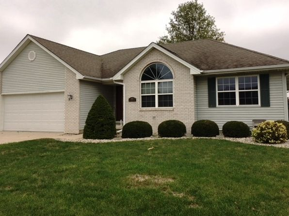 3 bed 2 bath Single Family at 1454 Hunters Run Dr Bourbonnais, IL, 60914 is for sale at 200k - 1 of 25