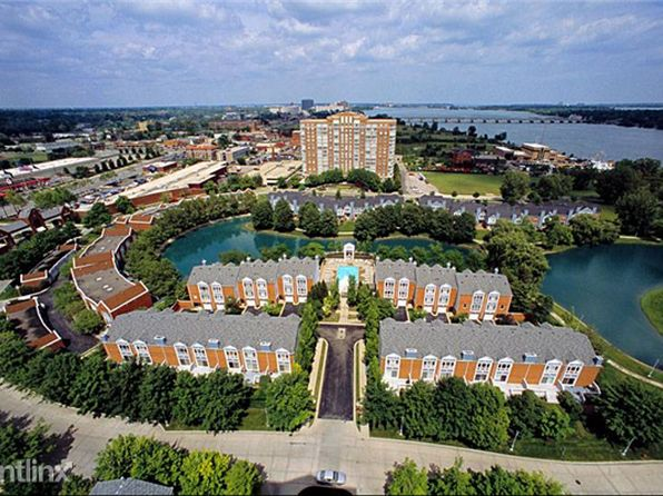 1 bed 2 bath Condo at 3320 Spinnaker Ln Detroit, MI, 48207 is for sale at 209k - 1 of 49