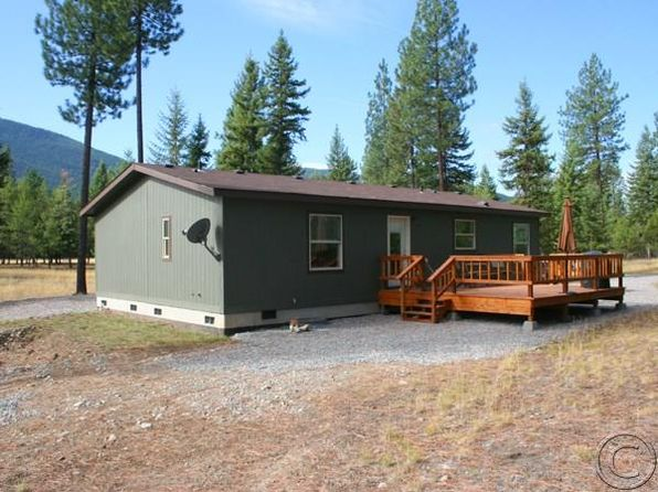 3 bed 2 bath Single Family at 8 Pine Spur Thompson Falls, MT, 59873 is for sale at 229k - 1 of 30