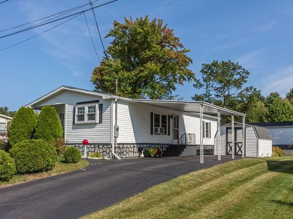 2 bed 2 bath Mobile / Manufactured at 151 Rosewood Dr Gardner, MA, 01440 is for sale at 115k - 1 of 11