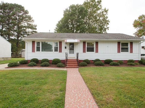 3 bed 1 bath Single Family at 43 Londonshire Ter Hampton, VA, 23666 is for sale at 149k - 1 of 30