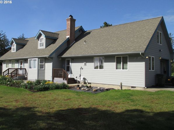 4 bed 2 bath Single Family at 87683 JOHNSON CREEK LN BANDON, OR, 97411 is for sale at 469k - 1 of 26