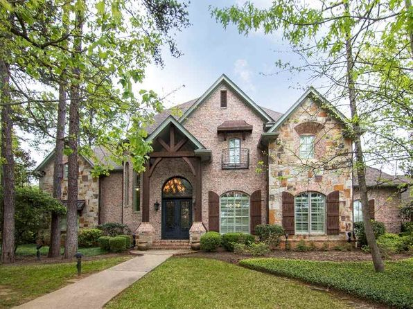 5 bed 6 bath Single Family at 1 Lakeside Dr Longview, TX, 75604 is for sale at 995k - 1 of 24