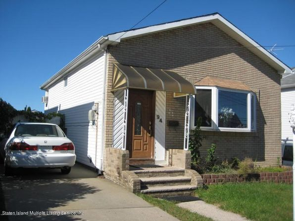 4 bed 2 bath Single Family at 94 Fillmore Ave Staten Island, NY, 10314 is for sale at 589k - 1 of 16