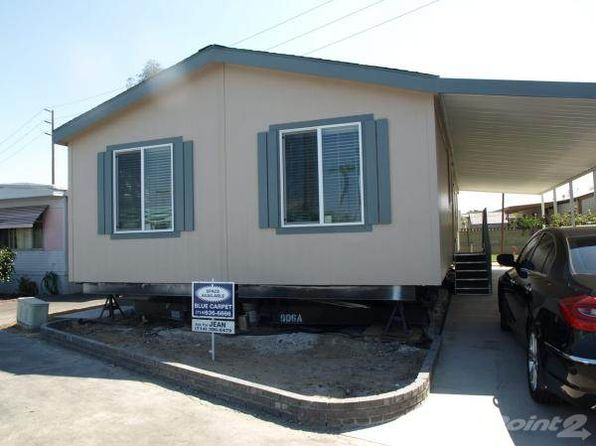 2 bed 2 bath Mobile / Manufactured at 4117 W Mc Fadden Ave 502 Hilo Santa Ana, CA, 92704 is for sale at 119k - 1 of 6