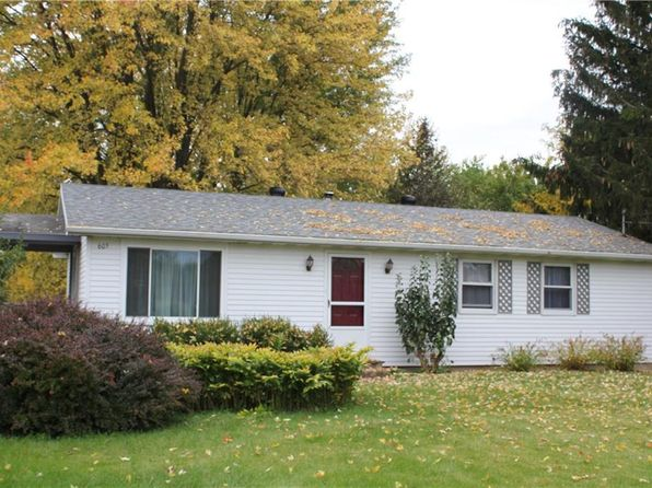 3 bed 1 bath Single Family at 605 Reed Rd Churchville, NY, 14428 is for sale at 90k - 1 of 12