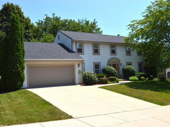 4 bed 3 bath Single Family at 1598 Cherokee St Grafton, WI, 53024 is for sale at 355k - 1 of 24