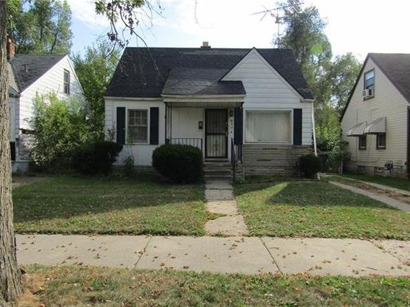 3 bed 1 bath Single Family at 8494 Greenview Ave Detroit, MI, 48228 is for sale at 25k - 1 of 25