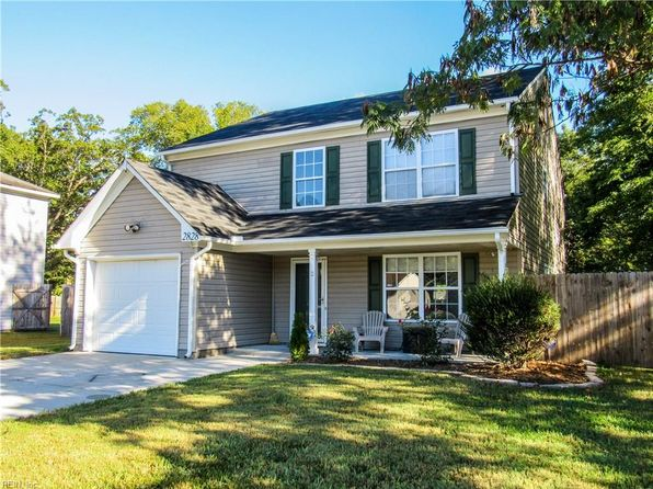 4 bed 3 bath Single Family at 2828 Camelot Blvd Chesapeake, VA, 23323 is for sale at 235k - 1 of 28