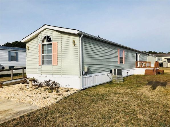 2 bed 2 bath Mobile / Manufactured at 35531 KNOLL WAY MILLSBORO, DE, 19966 is for sale at 33k - 1 of 17