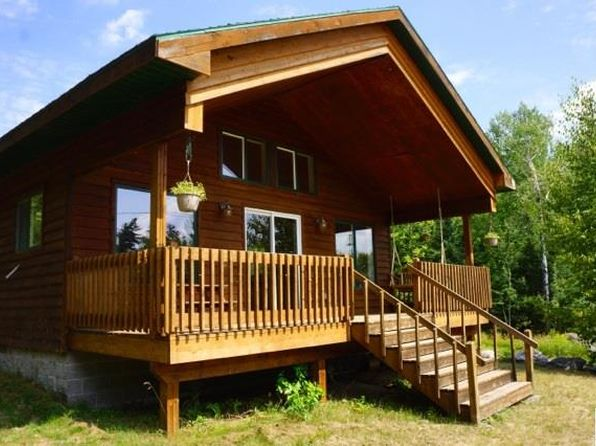 2 bed 1 bath Single Family at 4832 Ambassador Point Rd Orr, MN, 55771 is for sale at 140k - 1 of 9