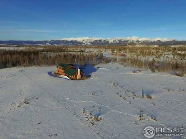 5 bed 6 bath Single Family at 11679 County Road 27 Walden, CO, 80480 is for sale at 1.40m - 1 of 30