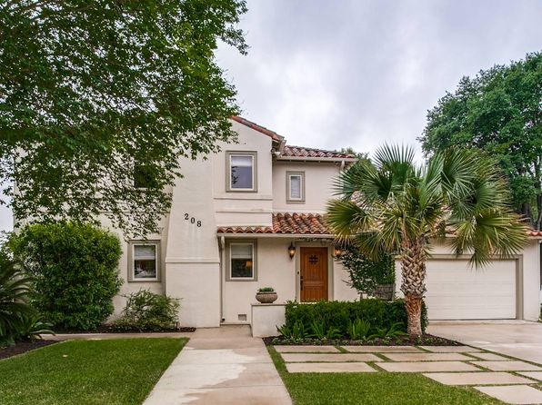 4 bed 4 bath Single Family at 208 Morningside Dr San Antonio, TX, 78209 is for sale at 1.02m - 1 of 25