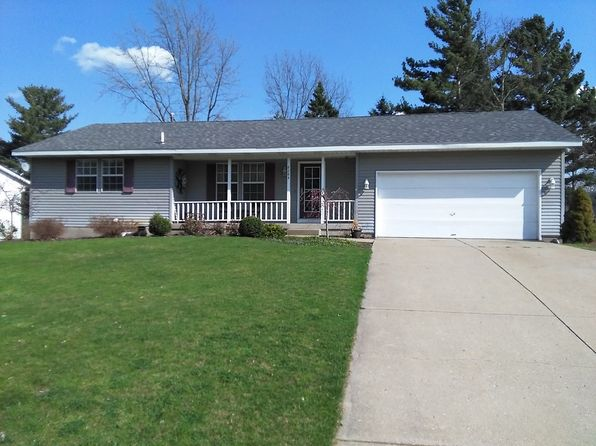 4 bed 2 bath Single Family at 8284 Woodpark Dr SW Byron Center, MI, 49315 is for sale at 199k - 1 of 35