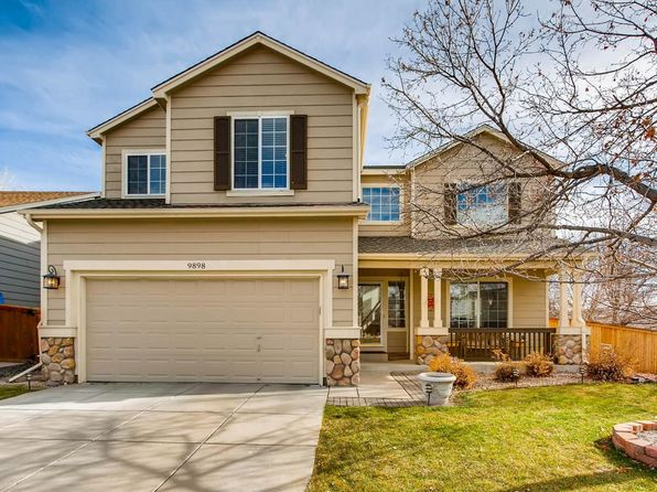 4 bed 4 bath Single Family at 9898 Bathurst Way Highlands Ranch, CO, 80130 is for sale at 450k - 1 of 25