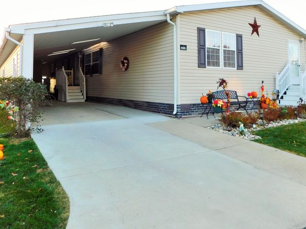 3 bed 2 bath Mobile / Manufactured at 9589 Fairview Dr Northville, MI, 48167 is for sale at 70k - 1 of 17