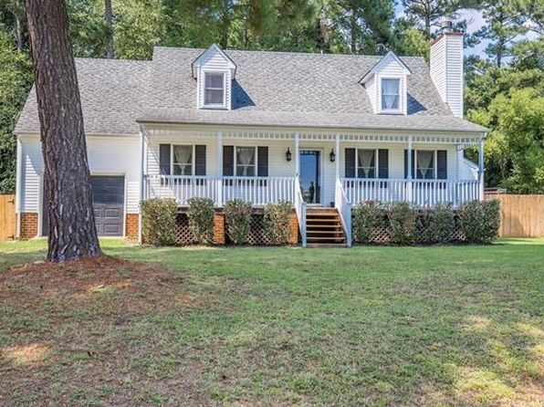 4 bed 2.5 bath Single Family at 25412 Walkers Landing Ct Petersburg, VA, 23803 is for sale at 154k - 1 of 34