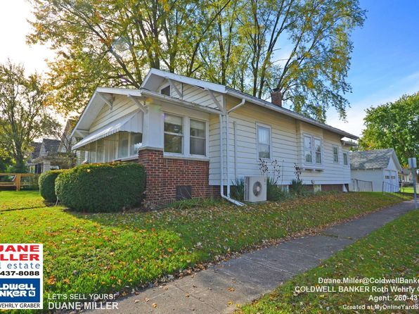 2 bed 1 bath Single Family at 2535 SHERMAN BLVD FORT WAYNE, IN, 46808 is for sale at 68k - 1 of 21