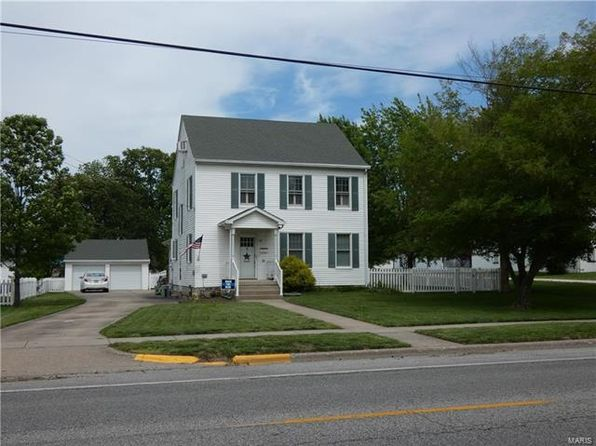 3 bed 2 bath Single Family at 707 N State St Jerseyville, IL, 62052 is for sale at 130k - 1 of 46