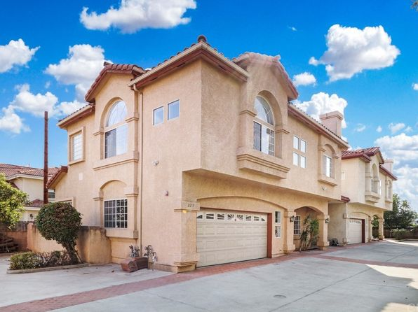 4 bed 3 bath Townhouse at 229 N Nicholson Ave Monterey Park, CA, 91755 is for sale at 695k - 1 of 22