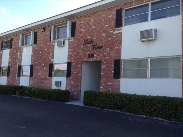2 bed 1 bath Condo at 810 Lake Shore Dr Lake Park, FL, 33403 is for sale at 69k - 1 of 7