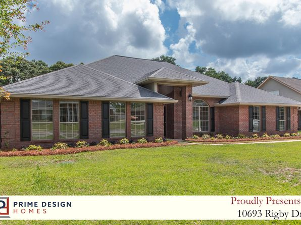 4 bed 3 bath Single Family at 10693 Rigby Dr Mobile, AL, 36695 is for sale at 270k - 1 of 27