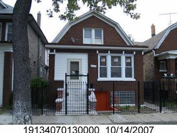 5 bed 3 bath Single Family at 5921 S Artesian Ave Chicago, IL, 60629 is for sale at 62k - google static map