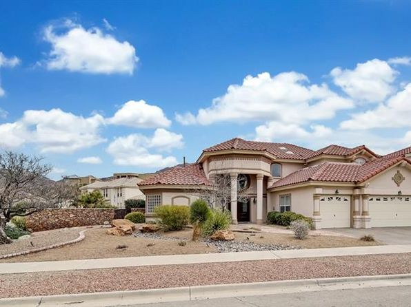 5 bed 5 bath Single Family at 6500 LA POSTA DR EL PASO, TX, 79912 is for sale at 460k - 1 of 48