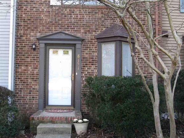 2 bed 2 bath Townhouse at 8151 McGuire Dr Raleigh, NC, 27616 is for sale at 109k - 1 of 25