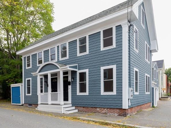 4 bed 2 bath Condo at 22 Center St Newburyport, MA, 01950 is for sale at 550k - 1 of 20