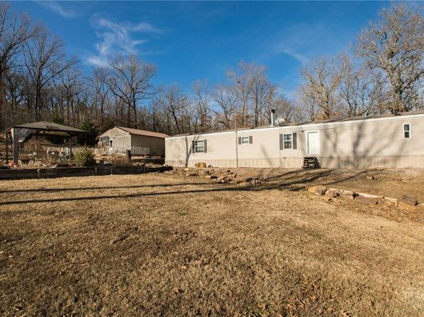 3 bed 2 bath Mobile / Manufactured at 14911 Peaceful Ln Natural Dam, AR, 72948 is for sale at 84k - 1 of 13