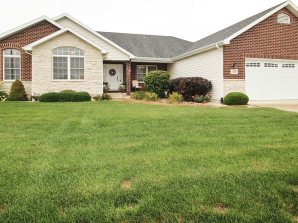 4 bed 3 bath Single Family at 578 Spring Park Loop Bourbonnais, IL, 60914 is for sale at 280k - 1 of 20