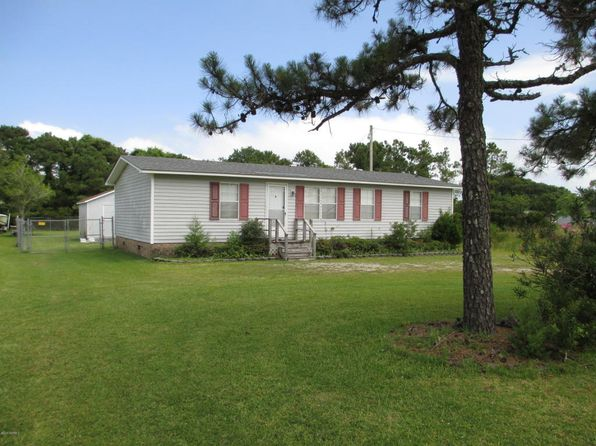3 bed 2 bath Mobile / Manufactured at 156 SHACKLEFORD DR HARKERS ISLAND, NC, 28531 is for sale at 119k - 1 of 13