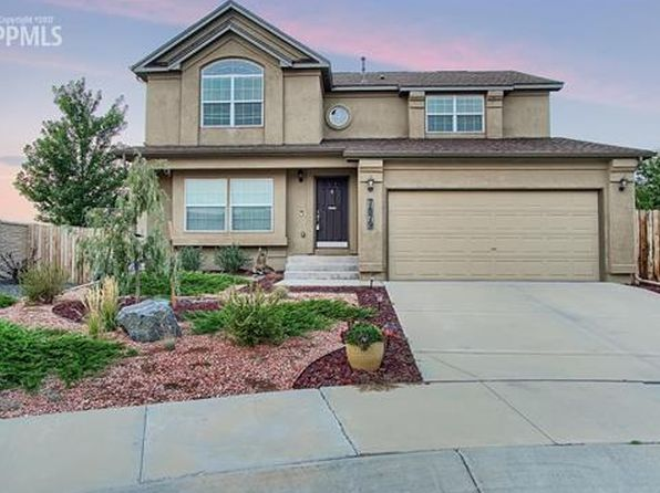 5 bed 4 bath Single Family at 7879 Renegade Hill Dr Colorado Springs, CO, 80923 is for sale at 385k - 1 of 34