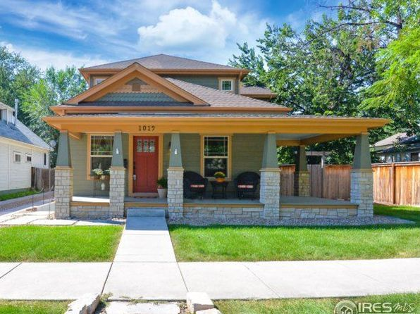 4 bed 3 bath Single Family at 1019 W Oak St Fort Collins, CO, 80521 is for sale at 890k - 1 of 37