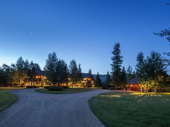 9 bed 10 bath Single Family at 112 Big Wood River Dr Ketchum, ID, 83340 is for sale at 18.50m - 1 of 18